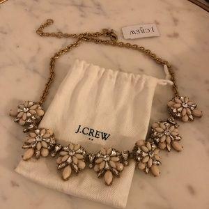 Jcrew Statement Necklace, Ivory